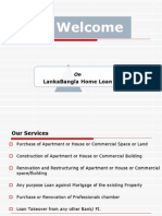 LankaBangala Home Loan