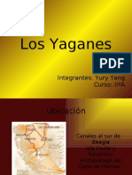 Power Point Los Yaganes