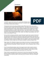 Perspektif Peradaban Islam Indonesia