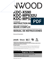 Kenwood Kdc Mp532u