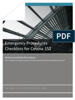 Emergency Procedures - Cessna 152