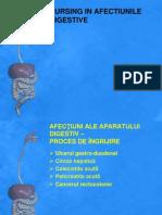 Nursing in Afectiunile Digestive