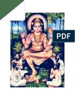 Dak Shina Murthi