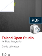 TalendOpenStudio Guide Utilisateur FRxx