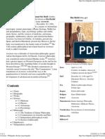 Averroes - Wikipedia, The Free Encyclopedia