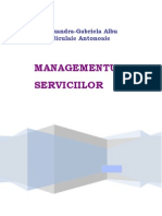 Managementul Serviciilor ALBU