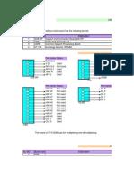 AXE BSC Board Port Description