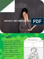 Bahaya Sex Bebas Pada Remaja (Pnd)