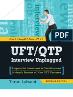 UFT&QTP Interview Unplugged 2nd Edition Preview