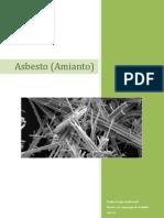 Trabalho Sobre Asbesto - Turma 2013.8 SENAC
