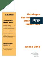 Kp i Catalogue Formations