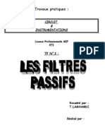 filtre passifs