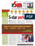 thesun 2009-04-22 page01 5-star performers