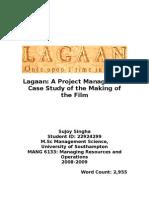 lagaan case study iim