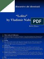Constructii Discursive Ale Identitatii LOLITA