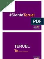 #SienteTeruel ARATUR