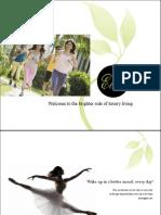 Prestige Sunnyside Elm Brochure