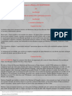 Jean Bricaud - Retrospectiva Histórica do Martinismo