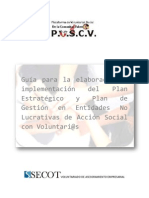 090126 Guia Elaboracion Planes Estrategicos