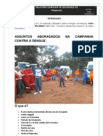 Relatório Campanha contra Dengue 23 04 13