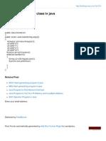 Hackingzones.com-Program for Iterator Class in Java