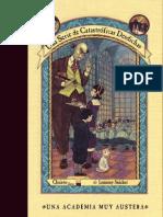 Lemony Snicket - Una Serie de Catastróficas Desdichas - 05 - Una Academia Muy Austera