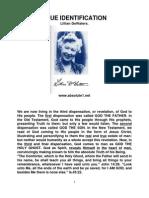 True Identification by Lillian DeWaters