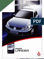 Lancer Brochure 2008