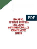 Manual de Usuario Sistema de Cobertura