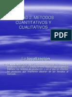 Metodos Cuali y Cuantitativos de La Distribucion en Planta