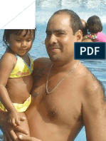 Picture of Ricardo Martinez as Husband of Norelis Alveo With Daughter