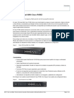 Router VPN Dual WAN Cisco RV082