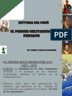 elprimermilitarismoperuano-090716003506-phpapp02