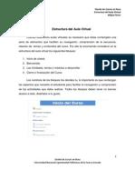 Estructura Del Aula Virtual