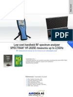HF 2025E Datasheet
