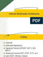 internet multimedia architechture