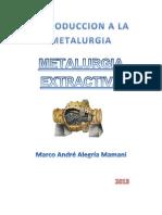 Metalurgia Extractiva