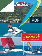 Sailing Summer 2013