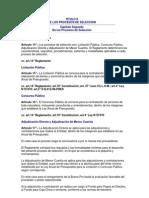Proceso de Seleeccion Peruana Con Articulos