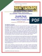 Avodah Zara
