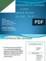 Cavitatie MF