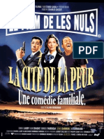 Nicolas Baygert, La Cité de la Peur, une comédie familiale - Perspectives narratologiques d'un film de les Nuls