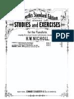 Duvernoy Op. 120 School of Mechanism 1