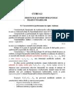 Caracteristicile Si Performantele Traductoarelor-Senzori de Temperatura