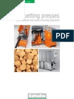 E Entsorgung-Brikettierpresse Briquetting Presses 03