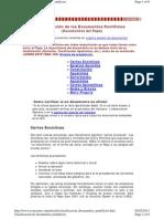Www.corazones.org Articulos Clasificacion Documentos Pontificios