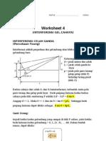 Worksheet 4 Xii Gxanjil Komplit