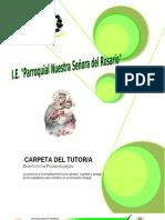 Carpeta Del Tutor - 2013