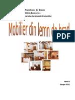 Analiza Merceologica a Mobilierului Din Lemn de Brad