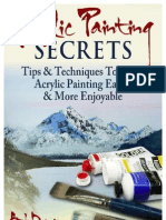 Acrylic Secrets eBook